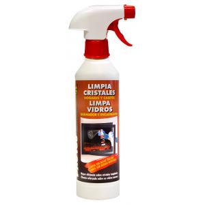 Limpiacristales estufas de pellets 500ml
